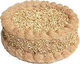 Mocha fake cake 9 inch USA