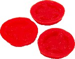 Red Tomato Slice 3 piece USA