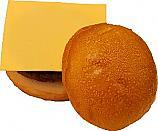 Cheeseburger Plain fake food USA