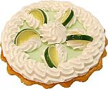 Key Lime Pie Cream Fake Pie USA