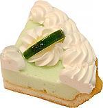 Key Lime Pie Fake Pie Slice USA