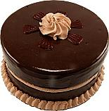 Chocolate two Layer fake cake 9 inch USA