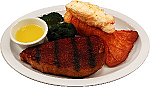 Steak and Lobster Plate fake food USA