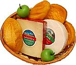 Cheese and Bread Basket 8 piece fake food USA